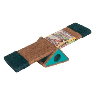 Cocogreen Handcrafted See Saw Cat Scratcher