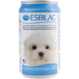 PetAG Esbilac Puppy Complete Liquid Diet, 8 oz for Dogs