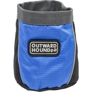 Outward Hound Treat N Training Bag BLUE Dog accesories