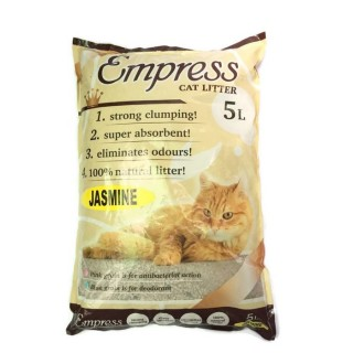 Empress Jasmine Scent 5L Cat Litter