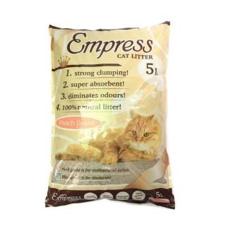 Empress Peach Scent 5L Cat Litter