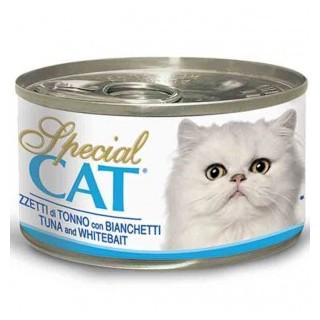 Monge Special Cat Tuna and Whitebait 95g Grain-Free Cat Wet Food