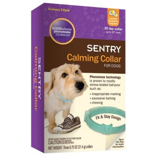 Sentry Calming Collar Dog