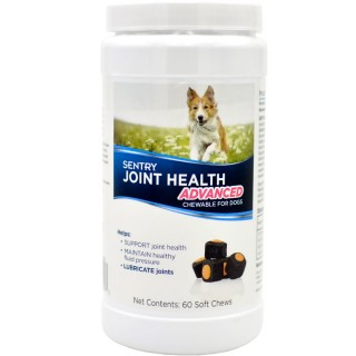 Sentry Joint Health Advanced 60 Chewable Tablets for Dogs