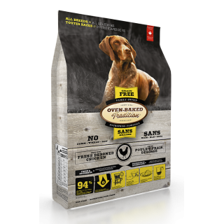 Oven Baked Tradition Grain-Free Chicken 5.67kg Dog Dry Food
