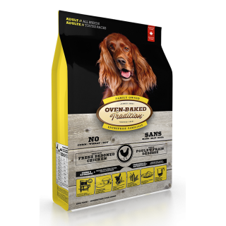 Oven Baked Tradition Adult Chicken 5.67kg Dog Dry Food