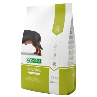 Nature's Protection Mini Adult Dog Dry Food