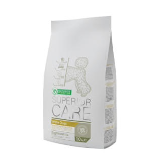 Nature's Protection Superior Care for White Dogs Dog Dry Food