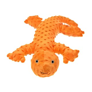Patchwork Pet Pond Hoppers Lizard 14'' Dog Toy