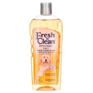 Fresh 'n Clean 2-in-1 Fresh Clean Scent 533ml Dog Shampoo & Conditioner
