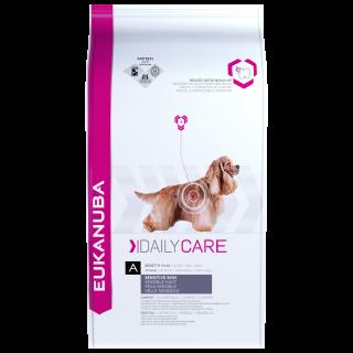 Eukanuba Daily Care Sensitive Skin 2.3kg Dog Dry Food