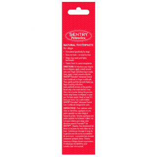 Sentry Petrodex Advanced Dental Care Peanut Flavor 70g Dog Toothpaste