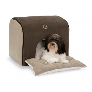 Petego Soft Deck Small Pet House & Bed
