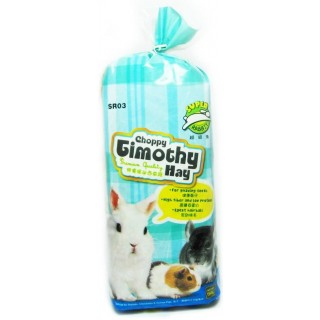 Super Rabbit Choppy Timothy Hay (750g)