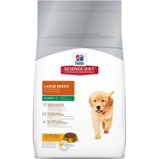 Hill's Science Diet Puppy Large Breed Chicken Meal & Oats Recipe 4kg Dog Dry Food