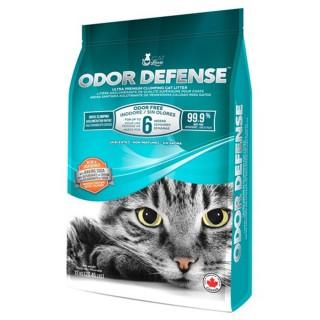 Catit Cat Love Odor Defense Unscented 12kg Premium Cat Litter