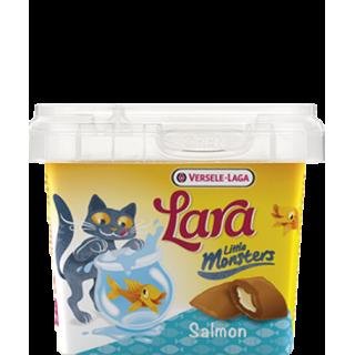 Versele-Laga Lara Little Monsters Crock with Salmon 75g Cat Treats