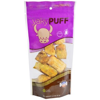 Himalayan Dog Chew Yaky Puff Dog Treats