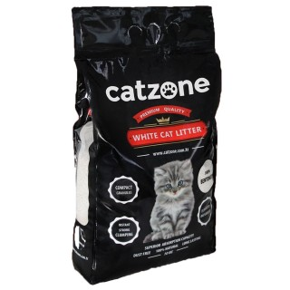 Catzone Compact Granules 10kg Bentonite Clumping Cat Litter