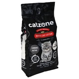 Catzone Carbon Active 6L (5.2kg) Bentonite Clumping Cat Litter