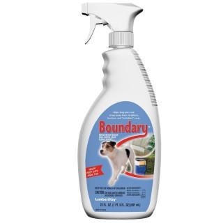 Lambert Kay Boundary Indoor/Outdoor 650ml Dog Repellent Spray