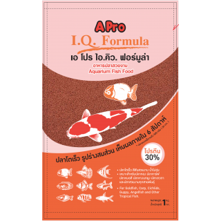 A Pro I.Q Growth & Color Formula 1kg Aquarium Fish Food