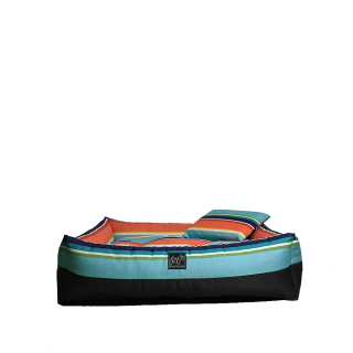 Bow House Snorebox Surfboard Pet Bed