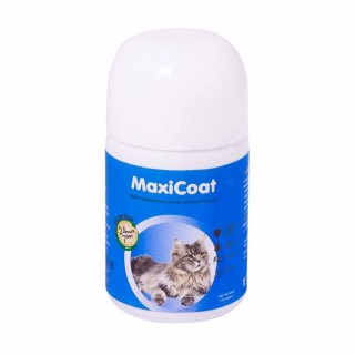 MaxiCoat Healthy Skin & Coat 100 tablets (500mg tablet) Cat Dietary Supplement