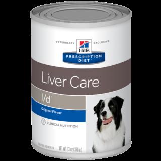 Hill's Prescription Diet Liver Care l/d Original Flavor 370g Dog Wet Food
