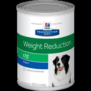 Hill's Prescription Diet Weight Reduction r/d Original 350g Dog Wet Food