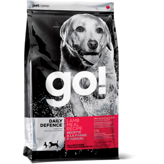 Go! Daily Defense Lamb Meal Dog Dry Food