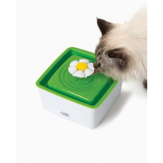 Catit Senses 2.0 Mini Flower Water Fountain