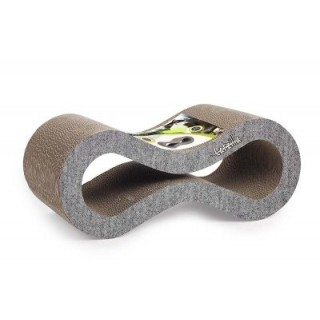 All For Paws CATZILLA Infinity Cat Scratcher - Medium