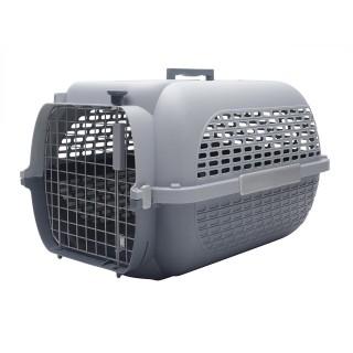 Catit Voyageur COOL GREY MEDIUM (22x14.8x12in) Pet Carrier