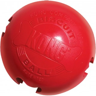 KONG Biscuit Ball Small Dog Toy