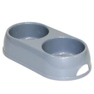 Moderna Double Eco 2x230ml Pet Bowl
