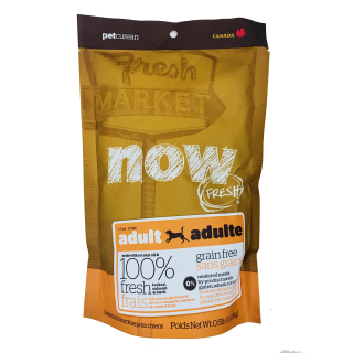 Sample Pack - Now Fresh Grain-Free Adult 0.23kg Dog Dry Food
