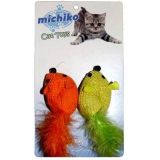 Michiko MICE Cat Toy