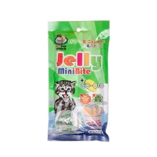 Petto Tomodachi Mini Bite SCALLOP 5g x 10 Cat Food Toppers/Treats