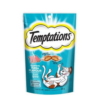 Temptations Tempting Tuna Flavour 85g Cat Treats
