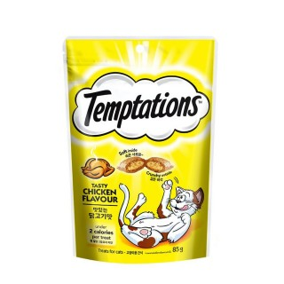 Temptations Tasty Chicken Flavour 85g Cat Treats
