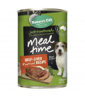 Nature's Gift Meal Time Beef & Liver 700g Dog Wet Food