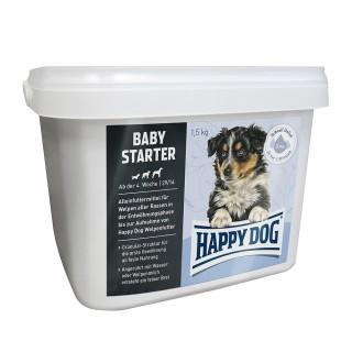 Happy Dog Baby Starter 1.5kg Gluten-Free Dog Milk