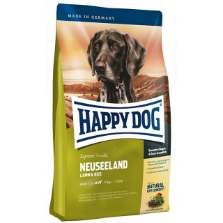 Happy Dog Supreme Sensible Neuseeland (New Zealand) Lamb & Rice Dog Dry Food