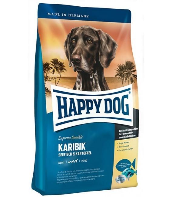 Happy Dog Supreme Sensible Karibik (Caribbean) Sea Fish Grain-Free Dog Dry Food