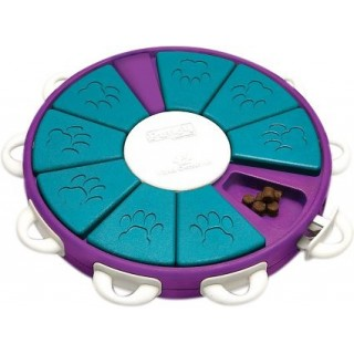 Nina Ottosson Twister Interactive Dog Toy - Level 3