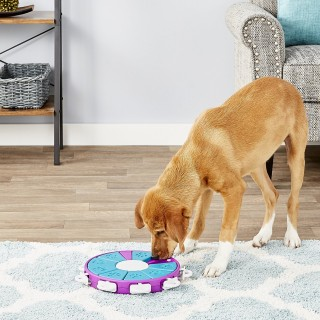 Nina Ottosson Dog Twister Interactive Dog Toy - Level 3