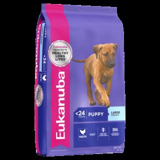 Eukanuba Puppy Large Breed Dog Dry Food
