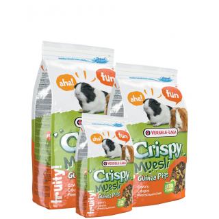 Versele-Laga Crispy Muesli Guinea Pig Dry Food