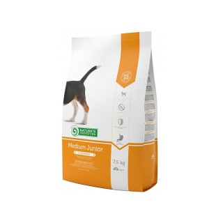 Nature's Protection Medium Junior 7.5kg Dog Dry Food